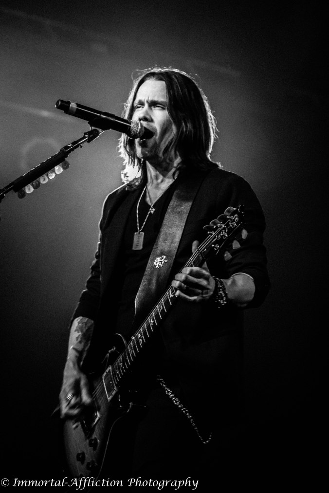 Myles Kennedy net worth